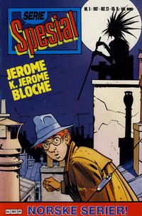 Cover Thumbnail for Seriespesial (Semic, 1979 series) #5/1987