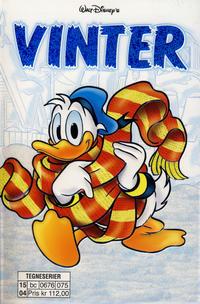 Cover Thumbnail for Donald Duck Tema pocket; Walt Disney's Tema pocket (Hjemmet / Egmont, 1997 series) #[71] - Vinter