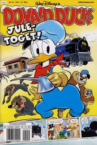 Cover Thumbnail for Donald Duck & Co (Hjemmet / Egmont, 1948 series) #50/2014