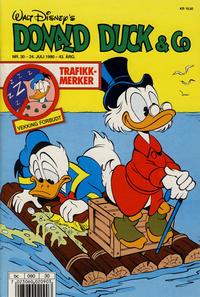 Cover Thumbnail for Donald Duck & Co (Hjemmet / Egmont, 1948 series) #30/1990