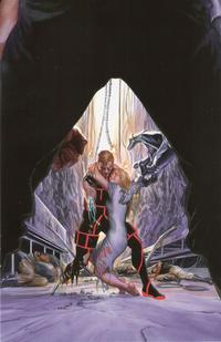 Cover Thumbnail for Bionic Man (Dynamite Entertainment, 2011 series) #10 [Virgin Art Cover]