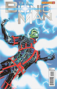 Cover Thumbnail for Bionic Man (Dynamite Entertainment, 2011 series) #21 [Cover A - Mike Mayhew]