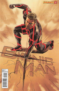 Cover Thumbnail for Bionic Man (Dynamite Entertainment, 2011 series) #22