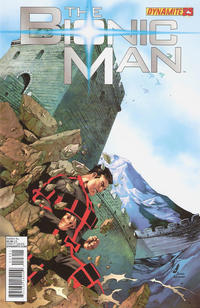 Cover Thumbnail for Bionic Man (Dynamite Entertainment, 2011 series) #23