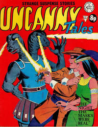 Cover Thumbnail for Uncanny Tales (Alan Class, 1963 series) #99
