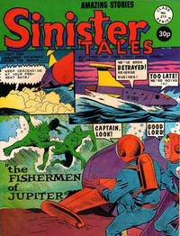 Cover Thumbnail for Sinister Tales (Alan Class, 1964 series) #213