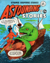 Cover Thumbnail for Astounding Stories (Alan Class, 1966 series) #121