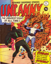 Cover Thumbnail for Uncanny Tales (Alan Class, 1963 series) #174