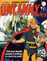 Cover Thumbnail for Uncanny Tales (Alan Class, 1963 series) #51