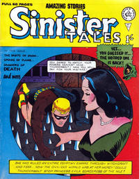 Cover Thumbnail for Sinister Tales (Alan Class, 1964 series) #61