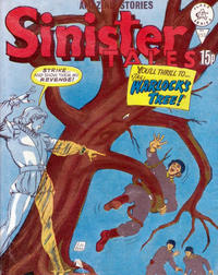 Cover Thumbnail for Sinister Tales (Alan Class, 1964 series) #153