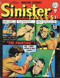 Cover Thumbnail for Sinister Tales (Alan Class, 1964 series) #50
