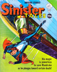 Cover Thumbnail for Sinister Tales (Alan Class, 1964 series) #142