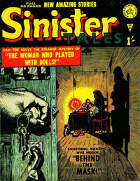 Cover Thumbnail for Sinister Tales (Alan Class, 1964 series) #81