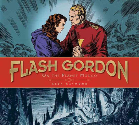 Cover for Flash Gordon (Titan, 2012 series) #1 - On the Planet Mongo