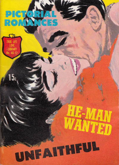 Cover for True Life Love Library (Magazine Management, 1966 ? series) #46-12