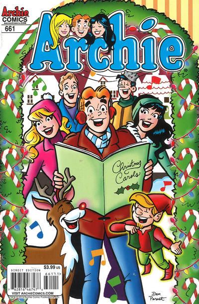 Cover for Archie (Archie, 1959 series) #661