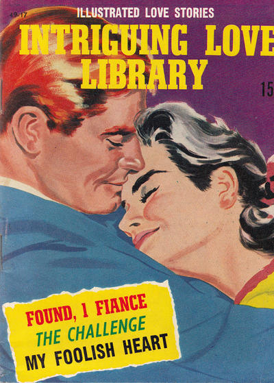 Cover for Intriguing Love Library (Magazine Management, 1968 ? series) #49-17