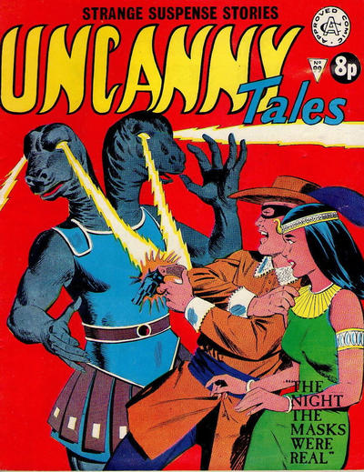 Cover for Uncanny Tales (Alan Class, 1963 series) #99