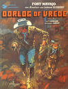 Cover for Luitenant Blueberry (Oberon; Dargaud Benelux, 1978 series) #[6] - Oorlog of vrede