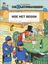 Cover for De Blauwbloezen (Dupuis, 2014 series) #1 - Hoe het begon
