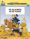 Cover for De Blauwbloezen (Dupuis, 2014 series) #2 - De Blauwen in de puree