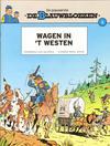 Cover for De Blauwbloezen (Dupuis, 2014 series) #3 - Wagen in 't Westen