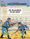 Cover for De Blauwbloezen (Dupuis, 2014 series) #7 - De Blauwen in de mist