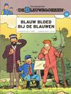 Cover for De Blauwbloezen (Dupuis, 2014 series) #14 - Blauw bloed bij de Blauwen
