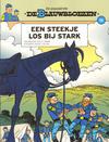 Cover for De Blauwbloezen (Dupuis, 2014 series) #15 - Een steekje los bij Stark