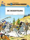 Cover for De Blauwbloezen (Dupuis, 2014 series) #17 - De deserteurs