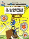 Cover for De Blauwbloezen (Dupuis, 2014 series) #18 - De hoogvliegers van de Cavalerie