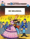 Cover for De Blauwbloezen (Dupuis, 2014 series) #19 - De melkmuil