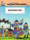 Cover for De Blauwbloezen (Dupuis, 2014 series) #21 - Drummer boy