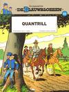 Cover for De Blauwbloezen (Dupuis, 2014 series) #22 - Quantrill