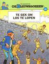 Cover for De Blauwbloezen (Dupuis, 2014 series) #23 - Te gek om los te lopen