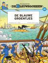 Cover for De Blauwbloezen (Dupuis, 2014 series) #24 - De blauwe groentjes