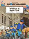 Cover for De Blauwbloezen (Dupuis, 2014 series) #25 - Oproer in New York