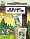 Cover for De Blauwbloezen (Dupuis, 2014 series) #27 - De Blauwen nemen de benen