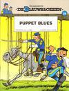 Cover for De Blauwbloezen (Dupuis, 2014 series) #28 - Puppet blues