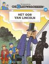 Cover for De Blauwbloezen (Dupuis, 2014 series) #29 - Het oor van Lincoln