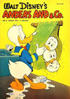 Cover for Anders And & Co. (Egmont, 1949 series) #8/1953