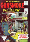 Cover for Gunsmoke Western (L. Miller & Son, 1955 series) #10