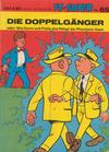 Cover for Kauka Super Serie (Gevacur, 1970 series) #65 - Harro und Platte - Die Doppelgänger
