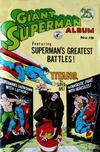 Cover for Giant Superman Album (K. G. Murray, 1963 ? series) #19