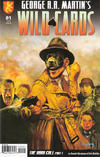 Cover for Wild Cards: The Hard Call (Dabel Brothers Productions, 2008 series) #1 [Arthur Suydam Variant]