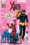 Cover for Uncanny X-Men (Marvel, 2013 series) #27 [Mike McKone Deadpool Photobomb Variant]