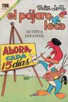 Cover for El Pájaro Loco (Editorial Novaro, 1951 series) #317