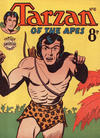 Cover for Tarzan of the Apes (New Century Press, 1954 ? series) #6