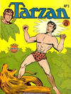 Cover for Tarzan of the Apes (New Century Press, 1954 ? series) #1